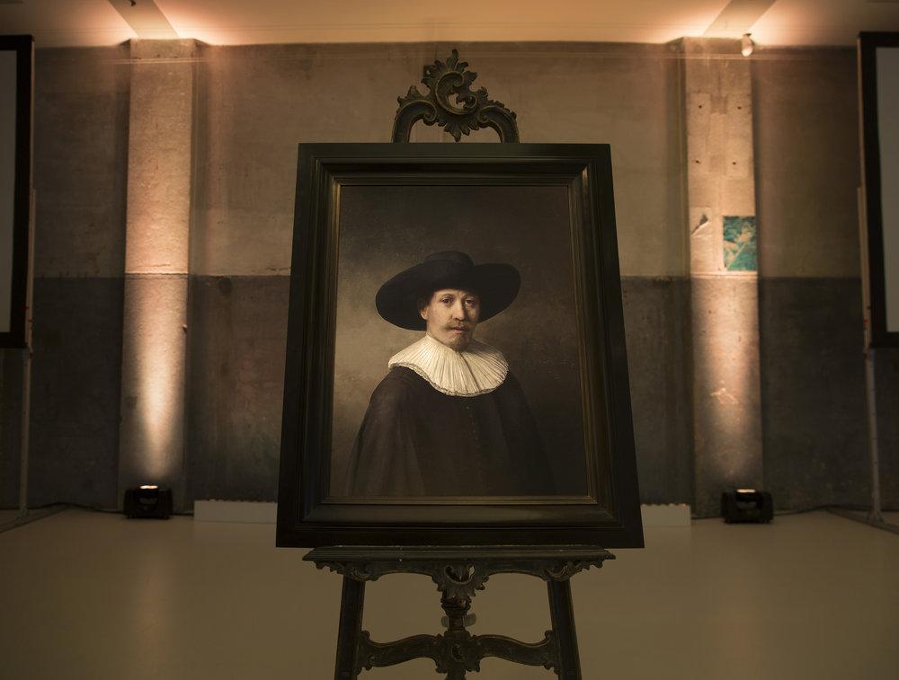 Sztuczna inteligencja stworzyła nowy obraz Rembrandta | tylkonauka.pl