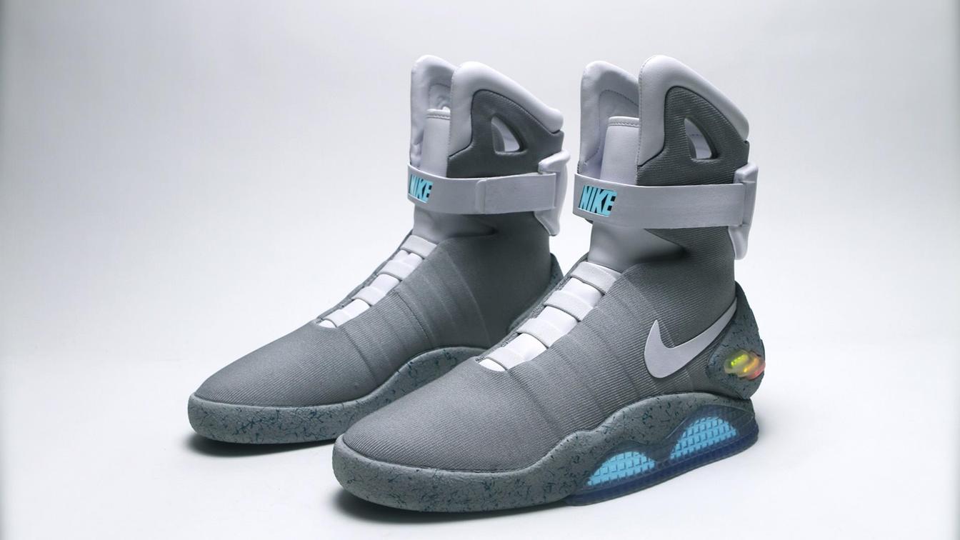 W przyszłym roku powstaną samozawiązujące się buty, niczym z